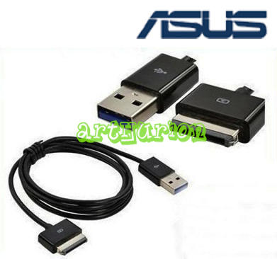 Asus Eee Pad Transformer Cable/Kabel Data dan Charger