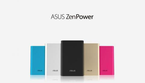 [CYBER] Ready Stock Asus ZenPower Power Bank 10050mAh Silver,Gold,Black,pink,Biru