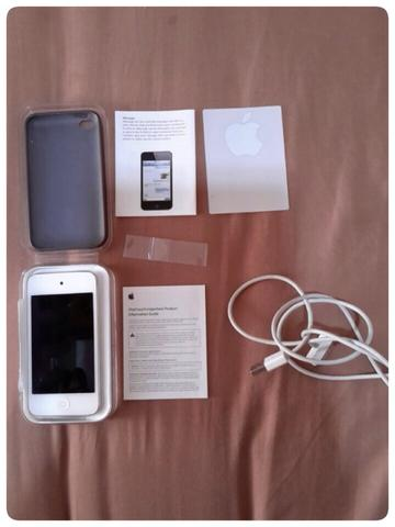 Wts Dengan Best Offer iPod 4 8 GB white Jogja Mulus
