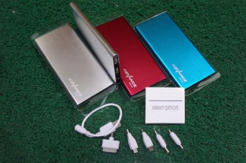 Powerbank Advance 10000 MAh Slim