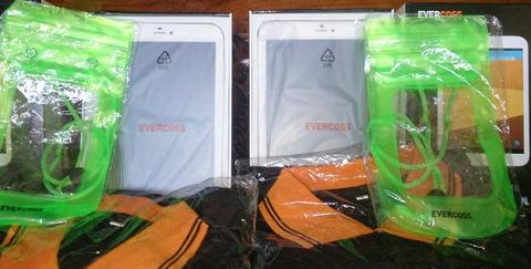 Tablet Evercoss AT8 Putih
