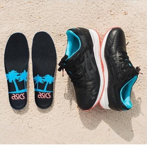 """WTS asics gell lyte 3 """"miami vice"""""""