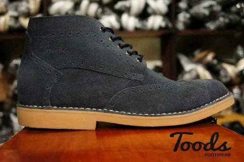 Toods Derby Wingtip Boot