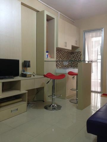 Apartemen Green Palace 2 Bed- Full Furnished