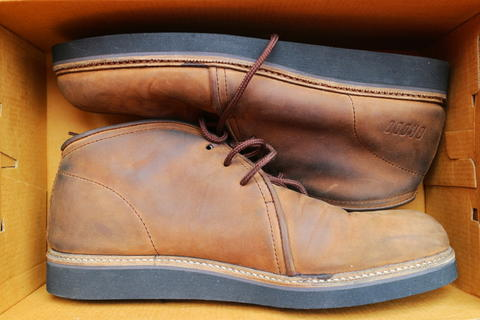 Brodo Arketto Boots Tan 2nd Like New