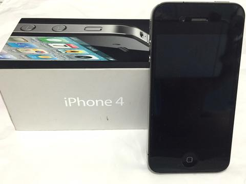 Jual iPhone 4 32GB Hitam