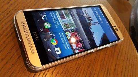WTS HTC One M9 Gold on Gold 2nd Mulus