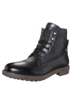 RAREEE Firetrap TRAFFIC - Lace-up boots - brown/ black