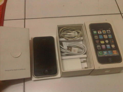 iphone 3GS mulus