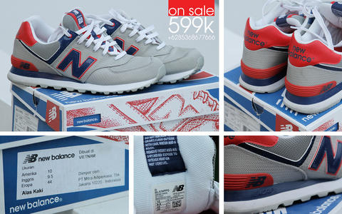ON SALE - NEW BALANCE 574