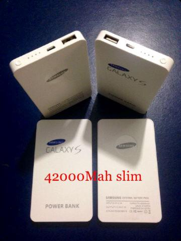 Powerbank 42000mAh