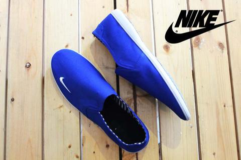 Sepatu Nike Slip On 4 Warna Ready Stock