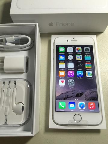 WTS IPHONE 6 128GB SILVER