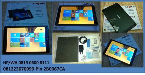 ADVAN W100 Tablet Windows 8