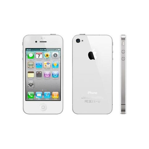APPLE iPhone 4S-16GB, Black / White