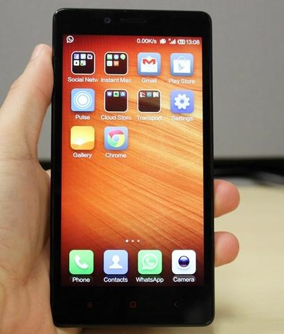 Xiaomi Redmi Note 4G LTE, Single SIM, Garansi 1 Tahun, Qualcomm Snapdragon