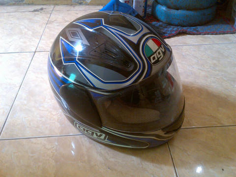 AGV GP-1 robbiano design