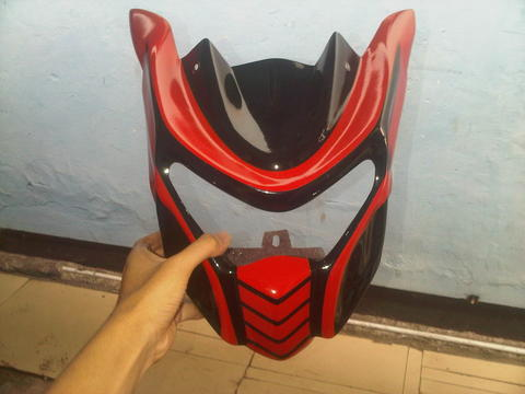 Headlamp transformer vixion new