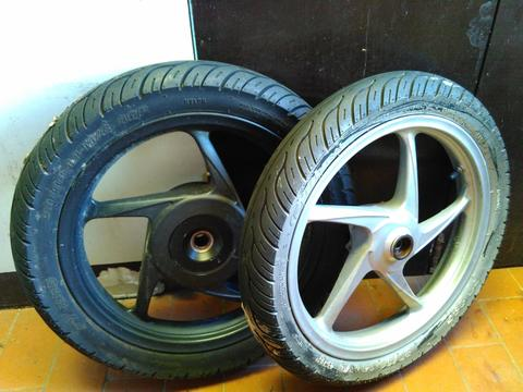 Jual Velg ORI Racing / CW (Casting Wheel) Honda Matic (Beat & Vario)