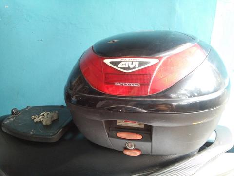 Box GIVI E35 Flow Colour