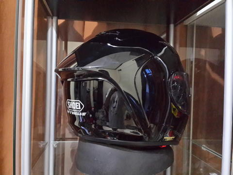 Helm Shoei X12 Black Gloss size Medium 95% condition