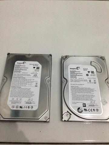 HDD seagate 320gb & 250gb