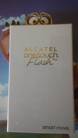 Alcatel Flash Plus 16GB - Gold, resmi, segel