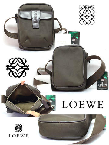 Tas Super Premium Beautique Loewe Men s Crossbody Messenger Bag.. Sangar Gan b8a9badf0f