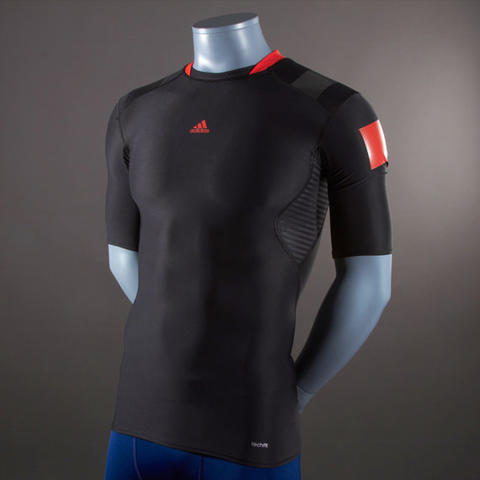 new styles 914e6 3d96e ... netherlands adidas techfit powerweb nitrocharge baselayer 7c920 03516
