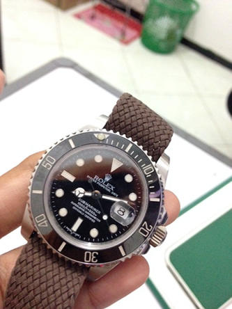 Rolex Submariner Date Ultimate 1:1 Like Original Surabaya Murah