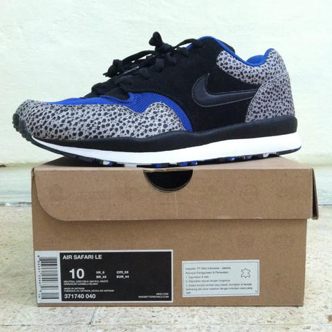 Nike Air Safari Le Blue BNIB