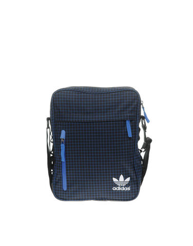 ORIGINAL ADIDAS MESSENGER BAG ADICOLOUR BLUE STRIPES...