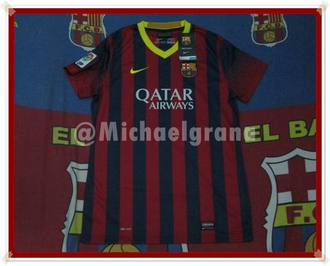 Jersey For Sale : FC Barcelona Home 2013-2014 BNWT | Womens Size | Original