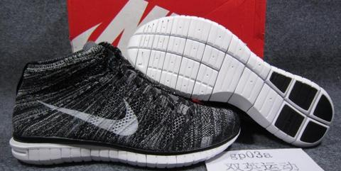 Pre Order 29 JULY SIAP KIRIM!Nike Free Flyknit CHUKKA RARE! 100% Authentic