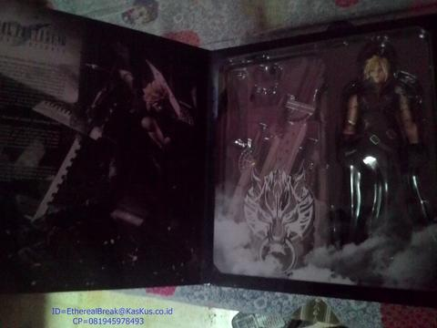 Jual PlayArts KAI FF 7 Advent Children Cloud Bisa COD MALANG Kota
