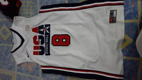 JERSEY PIPPEN USA 92 AUTHENTIC with short