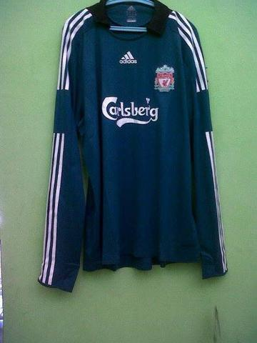 LIVERPOOL FORMOTION 08/09 3rd LS BNWT