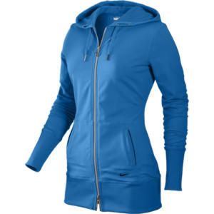 Jacket Nike Fit Dry Graphic Sport Hoodie Full zipper For Womens BNWT