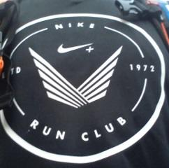 NEW Kaos Dri-fit Running Nike We Run Jakarta 2014 Original Male XL
