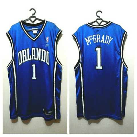 Jersey Basket NBA Original Tracy McGrady Orlando Magic
