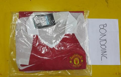 ----> WTS Jersey Original MU Home & Away 10/11 LS <----
