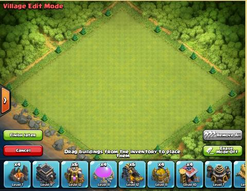 ID COC TH9 / Clash Of Clans TH9 / ClashOfClans TH 9