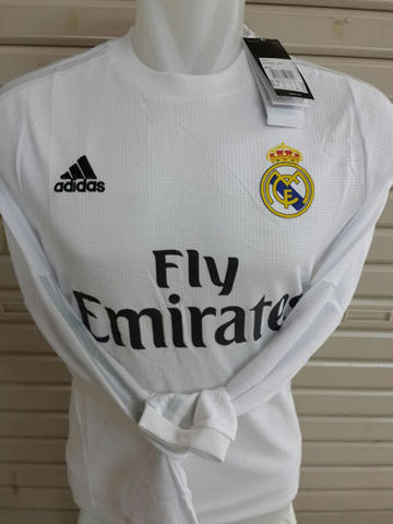 JERSEY REAL MADRID LS 2015-2016