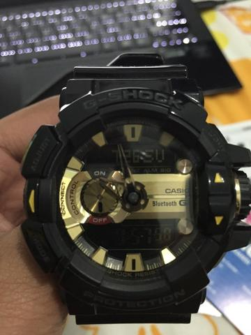 [WTS] Second G SHOCK BLUETOOTH GBA 400-1A9
