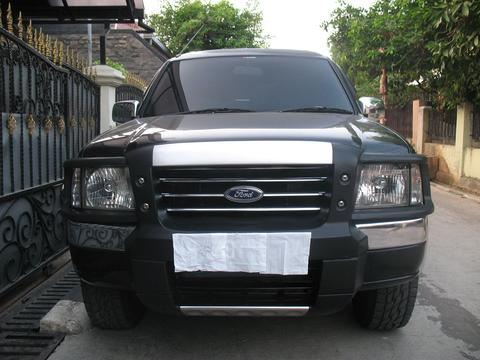 WTS Ford Everest 2006 XLT MT Mulus