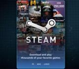 WTS Steam Wallet/PSN (IDR Only) Nintendo/Xbox prepaid card (US Only)