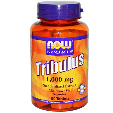 Jual Testosterone Booster NOW TRIBULUS 1000 MG
