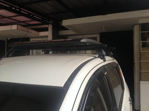 Wts Cross Bar Thule Roof Rack
