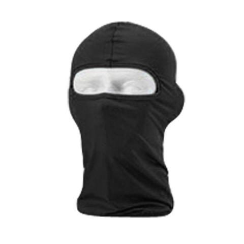 Blue lans Motorcycle Ski Neck Protecting Outdoor Full Face Mask