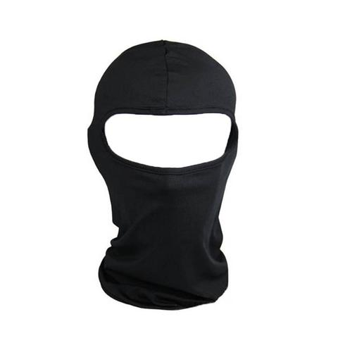 Fancyqube Outdoor Sports Survival Thin Face Mask